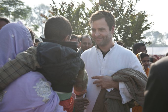 Happy Birthday to Rahul Gandhi Ji, May God bless you with lots of happiness, good health and Bright Future ahead.