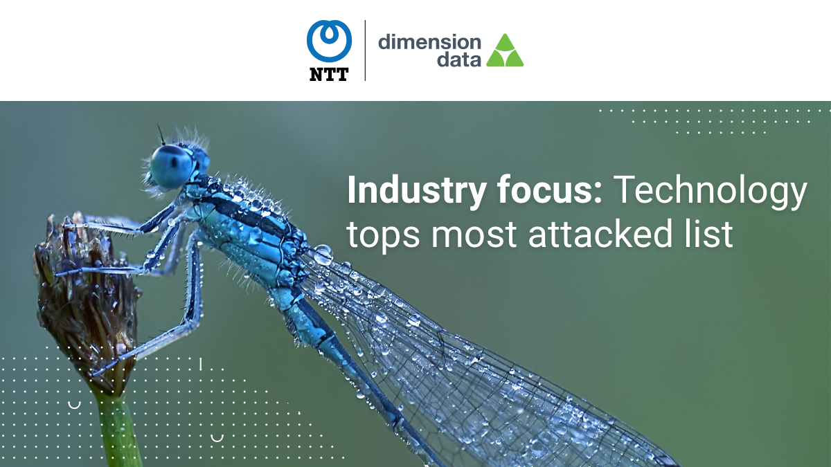 Technology became the most attacked industry for the first time, toppling finance and accounting for 25% of all attacks (up from 17%).  Download our Global Threat Intelligence Report (GTIR) for more details: https://t.co/PWkcc9o4wB #GTIR2020 #Cybersecurity https://t.co/OWjp0i5m1J