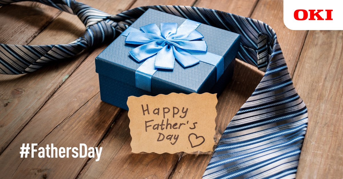 A big shout out to all the amazing Dads on #FathersDay this Sunday. The #OKIEurope team wishes you a special day. https://t.co/FyQQoayeUr