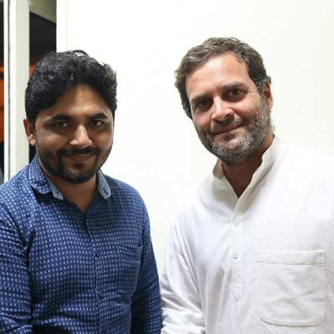 Wishing a very happy Birthday to one of the honest and visionary leaders in India, Rahul Gandhi Ji;