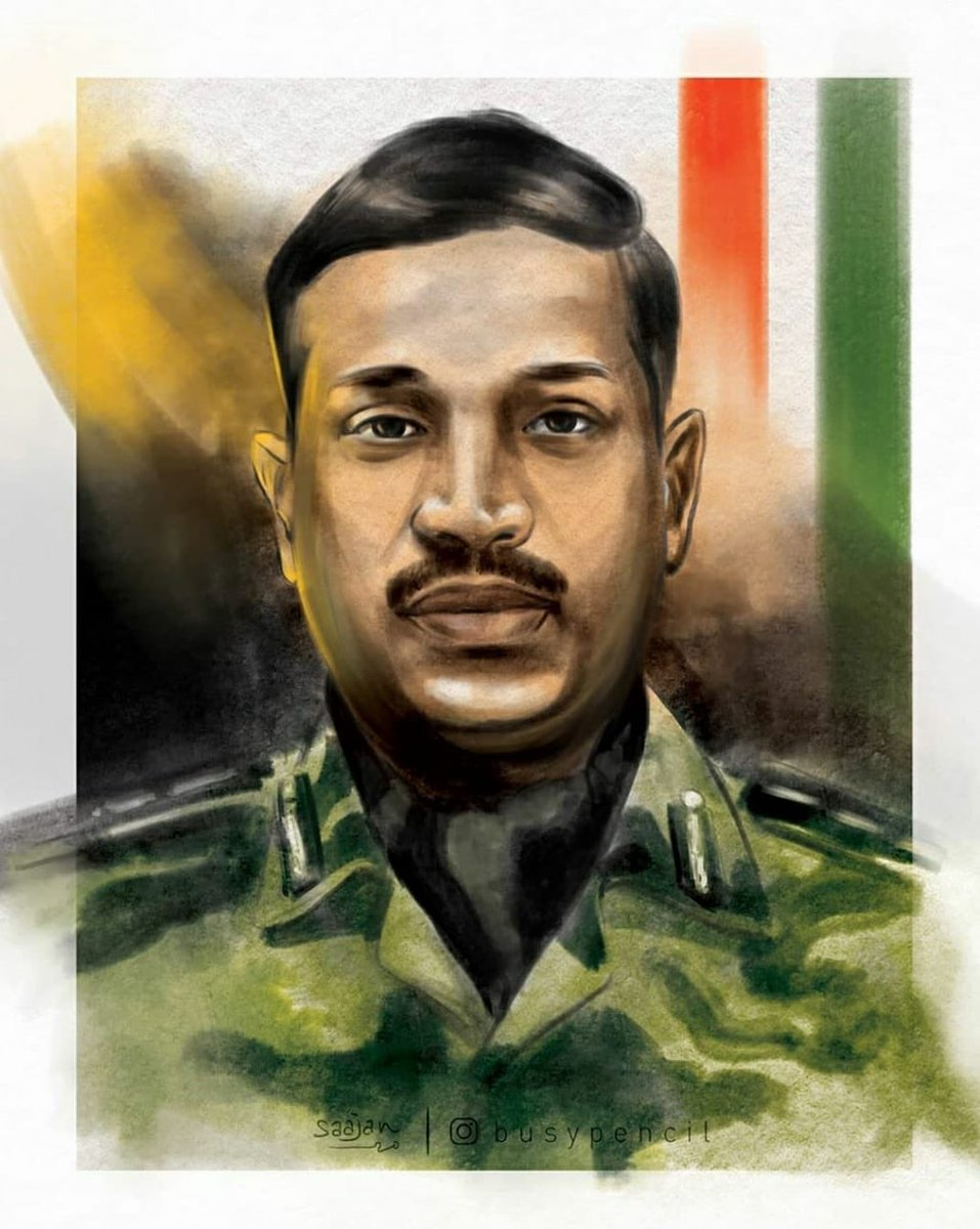 My heartfelt condolences to the family of Colonel Santosh Babu and the families of the other 19 brave soldiers who sacrificied their lives for the sake of this great nation. This country will never forget your supreme sacrifice. Rest In Peace. #GalwanValley