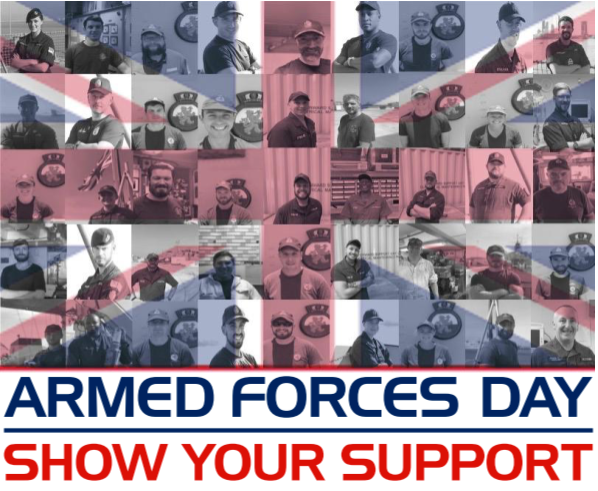 The U.K. Mine Countermeasures Force would like to wish each and every single member of HM Armed Forces deployed around the globe a happy and safe Armed Forces Day 2020. 🇬🇧 #AFD20 #ArmedForcesDay @RoyalNavy