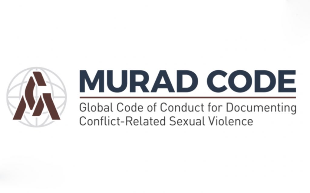 The #UK 🇬🇧 is pleased to launch the draft Murad Code for global consultations. The Code will prevent re-traumatisation when documenting sexual violence crimes, and support UK efforts to support all survivors https://t.co/3n9nLyXgMw https://t.co/0y8ZHNBcot