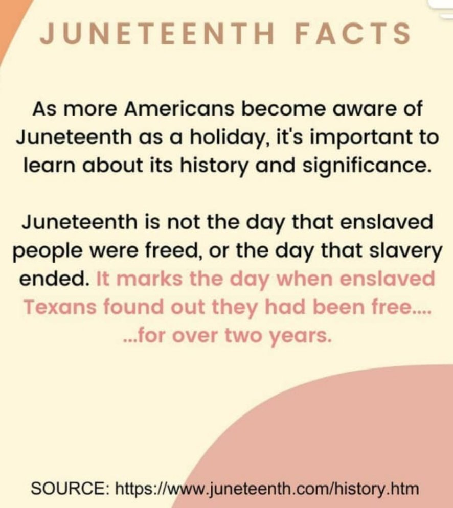 What is all this talk about JUNETEENTH, you ask? Check out pbs.org/wnet/african-a…