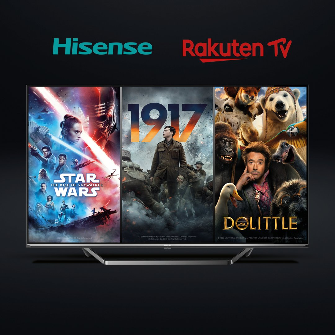 With so many films available on @RakutenTV, it's hard to know what to watch first! 🍿  Take a look at our top picks – from blockbusters like King of Staten Island to family favourites such as DoLittle, we've got everyone covered 👉 https://t.co/7nyI5HuxlE https://t.co/Uiy9zR0Mvs