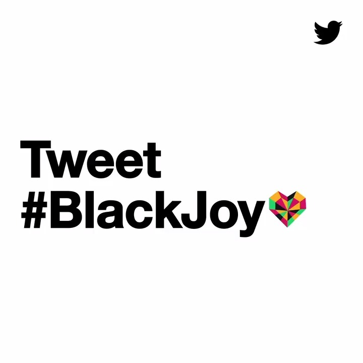 Juneteenth is a celebration. It's about our freedom. And within that freedom is our joy.  #BlackJoy is a form of resistance.