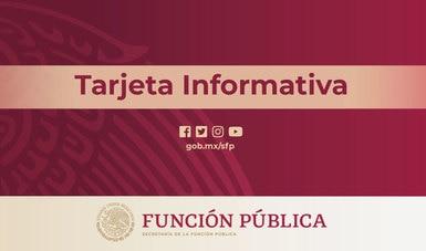 #TarjetaInformativa 📕  Transparentes y de acceso público, las declaraciones del gabinete del Gobierno federal.  Ver más en: 👉🏿https://t.co/YJc2qmzcAq https://t.co/m3dtWXLkrM