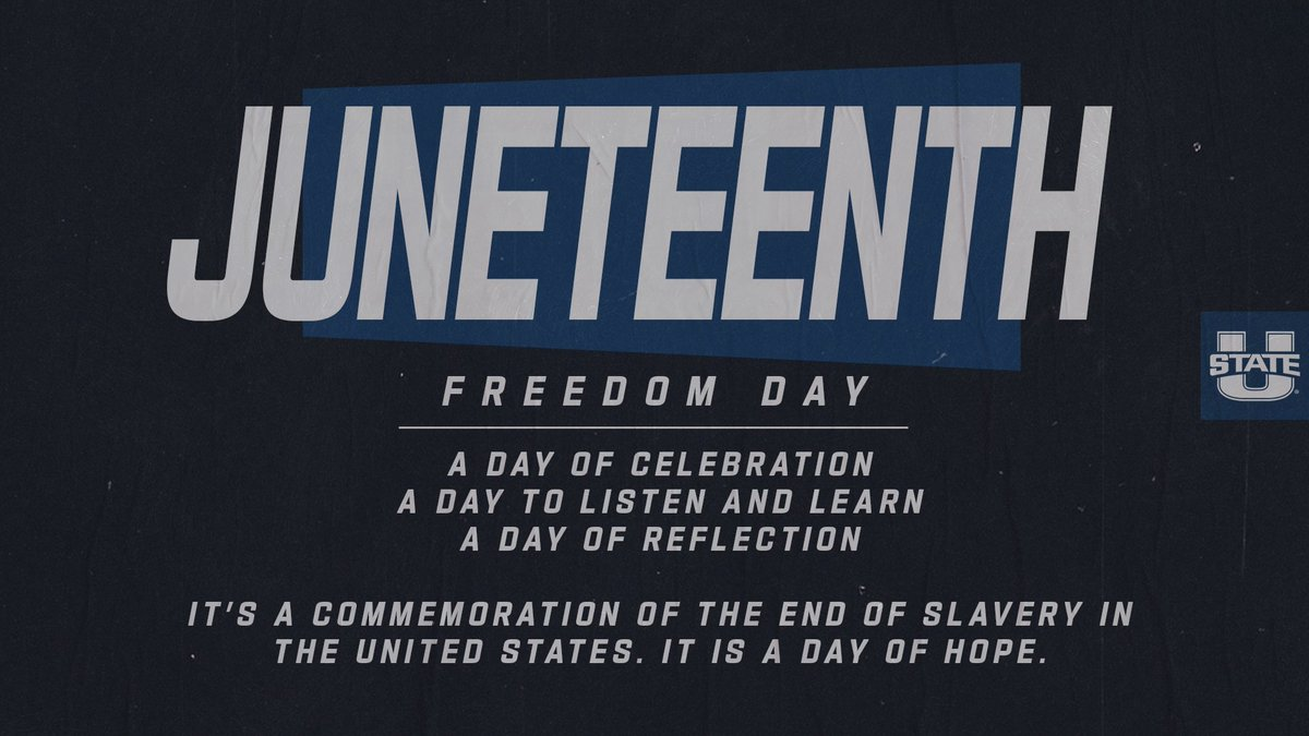Celebrate. Listen. Learn. Reflect. #Juneteenth