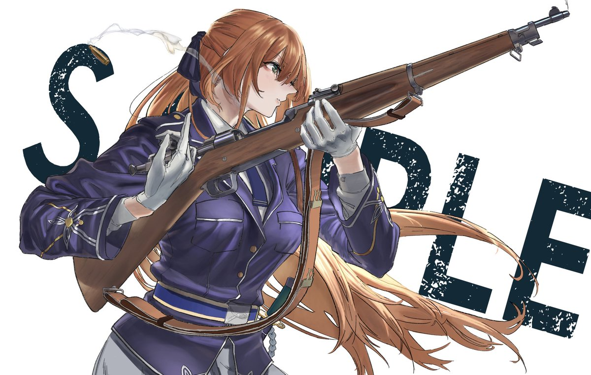 Spring field M1903A1 done https://t.co/gXde2llS5R