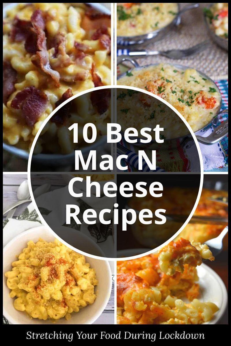 10 Best Homemade Mac n Cheese Recipes - Family Home Prep https://t.co/KAlWNWFqB9 #Easter #easterdinner #EasterWeekend #QuarantineDinner https://t.co/BMHTH0VBUL