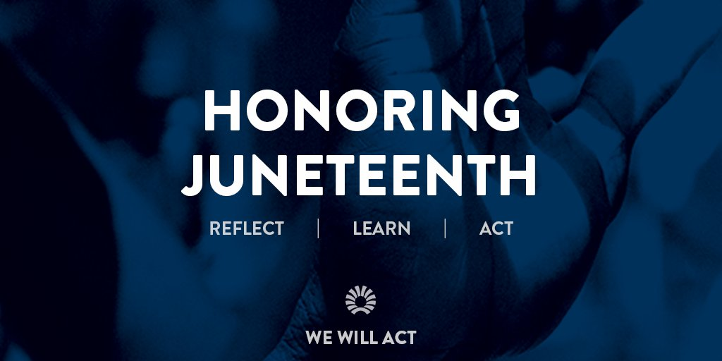 The Black Lives Matter movement has shed light on how critical it is for us to not only voice our support, but to REFLECT, LEARN and ACT. Today, we will be observing Juneteenth for our leadership and teams at Pernod Ricard to do just that. https://t.co/ZK1QziM7Qy