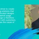 Image for the Tweet beginning: Mondi Corrugated Packaging CEO Markus