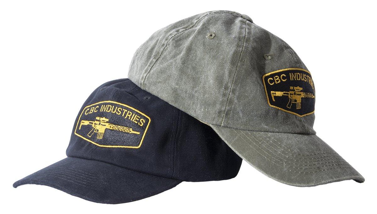 CBC Industries hats!!  https://t.co/Urlotr3Q4A  #hats #gear #cbcindustries #branded #dadhat https://t.co/mAfXOst3vs