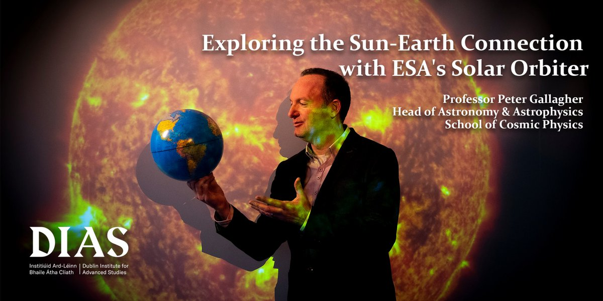 test Twitter Media - If you missed our live Lockdown Lecture with Professor Peter Gallagher (@petertgallagher), checkout our YouTube channel for a video recording of the talk! Explore the Sun-Earth connection with @ESASolarOrbiter.  https://t.co/oNI7U99H5c https://t.co/8TVMoAEVyF