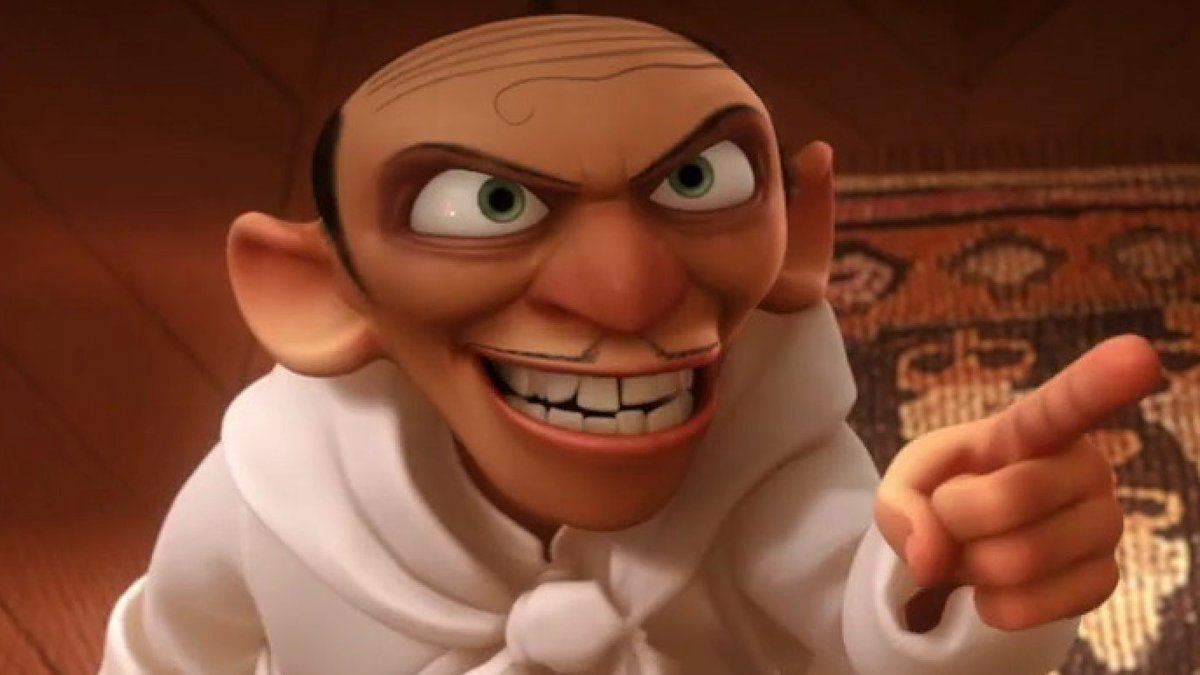 Stephen Gibbons On Twitter Yeah He Plays Chef Skinner In Ratatouille Ianholm Was An Underrated Voice Actor