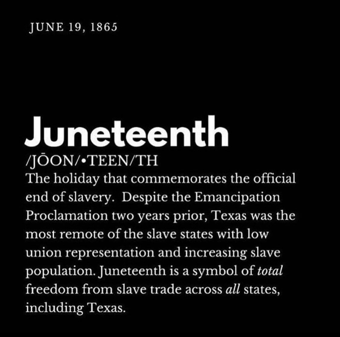 #Juneteenth  Education and compassion are always great starts ♥️🖤♥️🖤♥️ Today's a very important day, I hope Everyone  is healthy and well  #happyjuneteenth #juneteenth #juneteenth2020 https://t.co/Vuxnz7jLbY