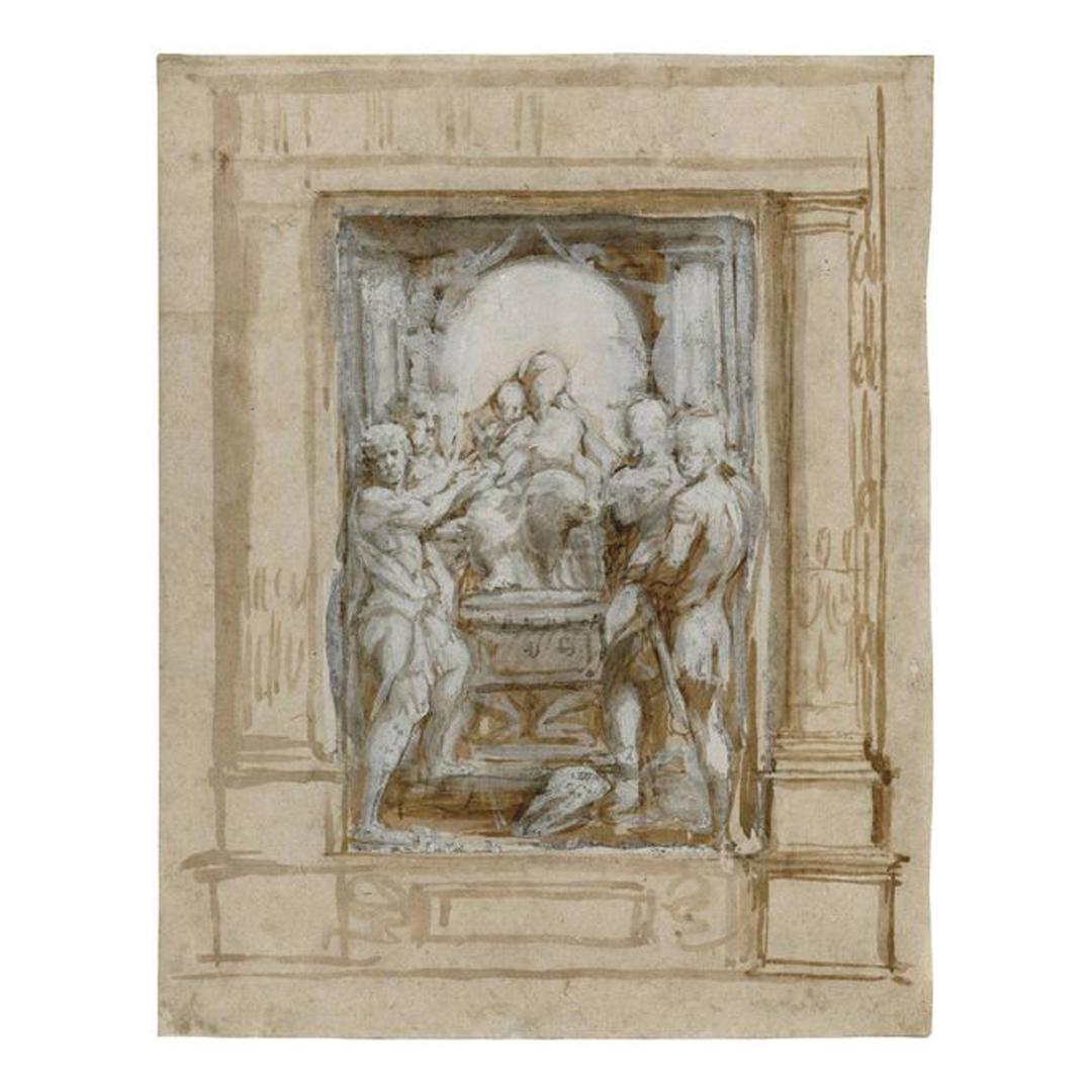Wie man im Rahmen des #PaperProject der #GettyFoundation italienische Zeichnungen des 16. Jahrhunderts katalogisiert, verrät sie euch Lisa Jordan, wissenschaftliche Assistentin am  #KupferstichKabinett #Dresden, im Blog: https://t.co/Xu8DnvBD7w https://t.co/TDHXkWDiqc