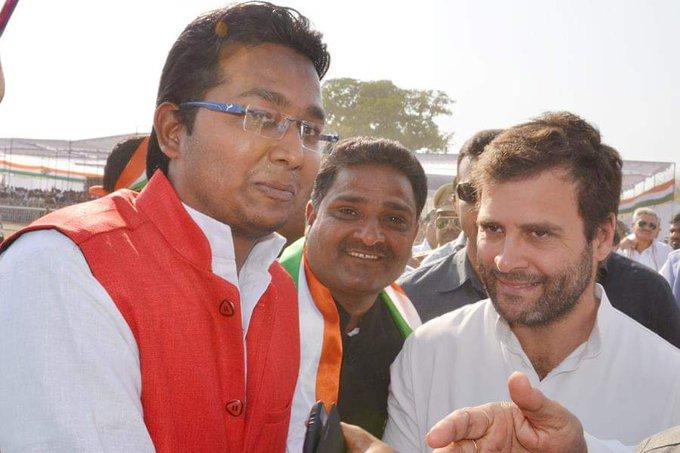 Wishing a very Happy Birthday to Rahul Gandhi ji