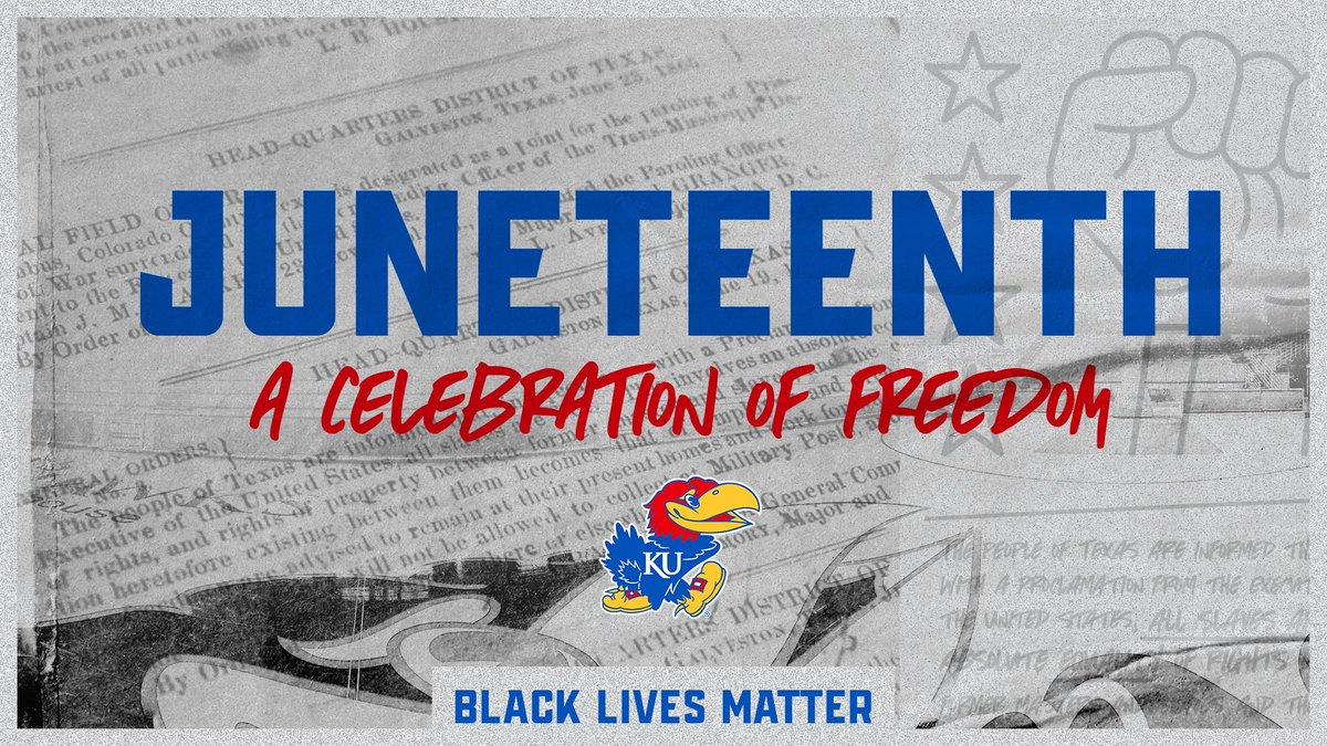 #Juneteenth, a celebration of 𝓯𝓻𝓮𝓮𝓭𝓸𝓶! https://t.co/PoattIxu3E