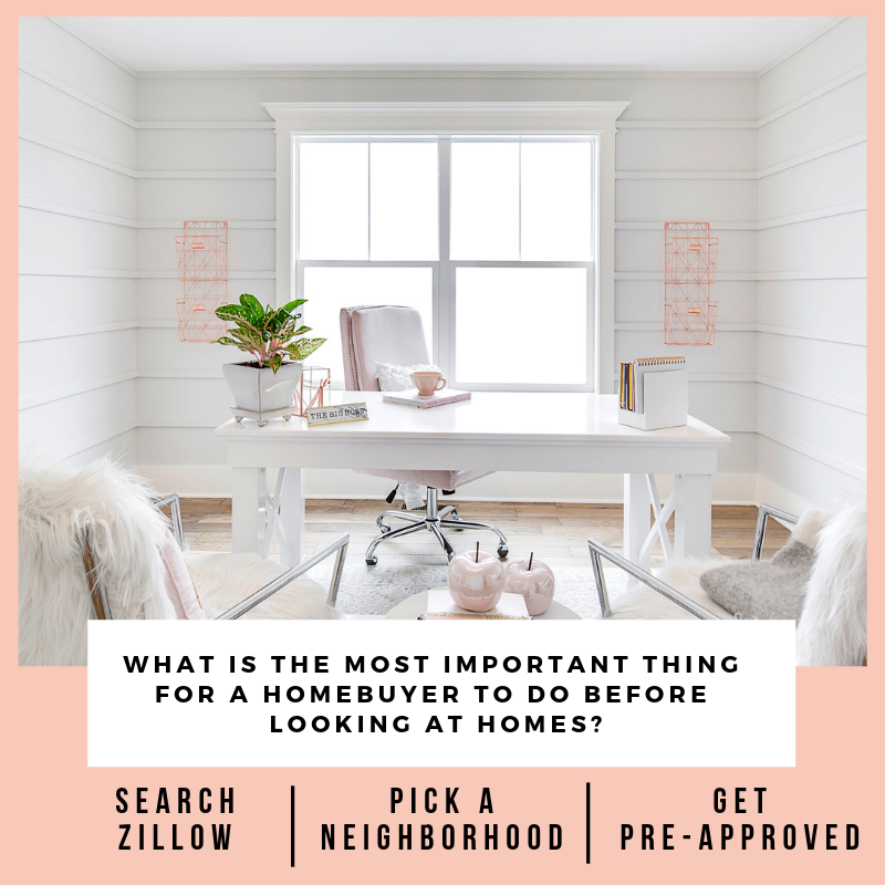 The Answer?? Get Pre-Approved!  It is so important as a buyer to know what your budget is before diving head first into the housing market.#BerkshireHathaway #IntegrityAllStars #Pre-approved #lookingforahome #giveusacall #wecanhelppic.twitter.com/OwsAgQkcRj