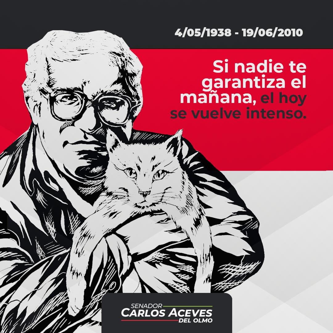 Cronista de la vida de México por más de 50 años y también nuestra consciencia nacional, hoy conmemoramos el 10º aniversario luctuoso de Carlos Monsiváis, el descifrador de la cultura mexicana. https://t.co/pcfI7LNXyA