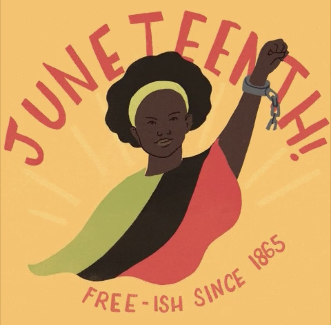 Happy Juneteenth! <a target='_blank' href='https://t.co/b4tQXA8WxL'>https://t.co/b4tQXA8WxL</a>