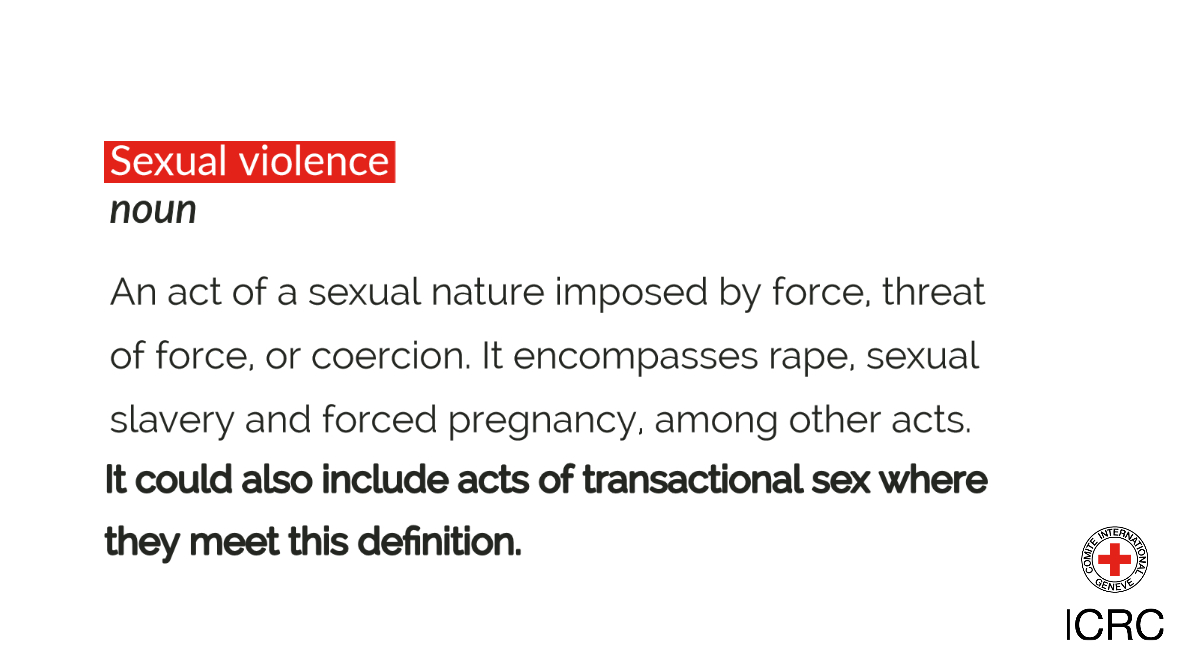 Icrc Uk Ireland On Twitter Last Year We Spoke To Several Women In North East Nigeria Who Shared Their Experience Of Turning To Transactional Sex In Desperate Circumstances Https T Co Coo3vxs8s9 Please let me know if you know. twitter