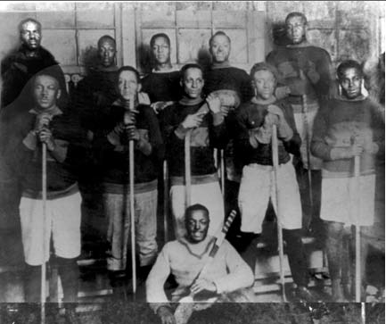 This #Juneteenth, we celebrate the Coloured Hockey League. Founded in Nova Scotia in 1895, the league was formed by the sons and grandsons of escaped slaves, whose innovations helped create hockey as we know it today.