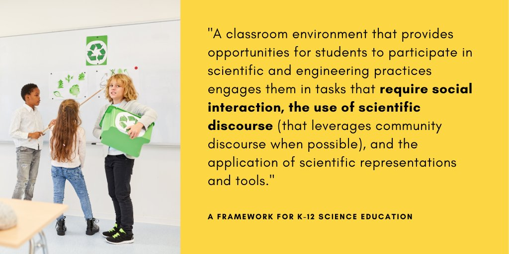 #FrameworkFriday #Discourse #Equity #NGSS