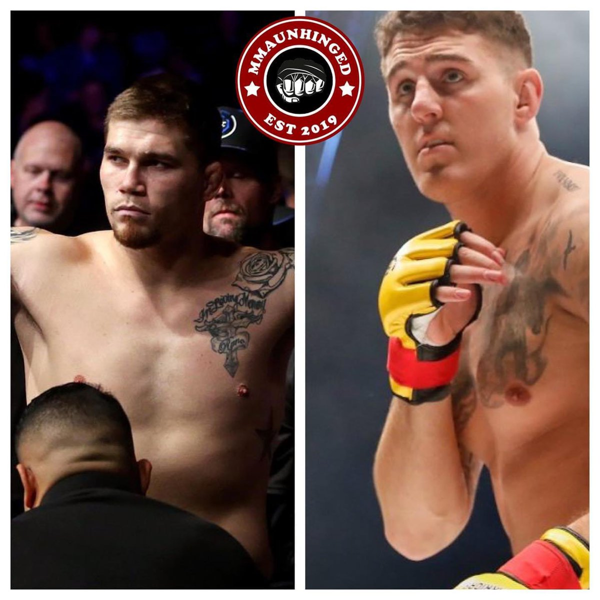 #BREAKING: Jake Collier vs. Tom Aspinall @Jakecollier88  Added to UFC's July 25 event on Yas Island, Abu Dhabi (Heavyweight) - #UFC #MMA #JakeCollier #TomAspinall #Fight https://t.co/omncUalY7v