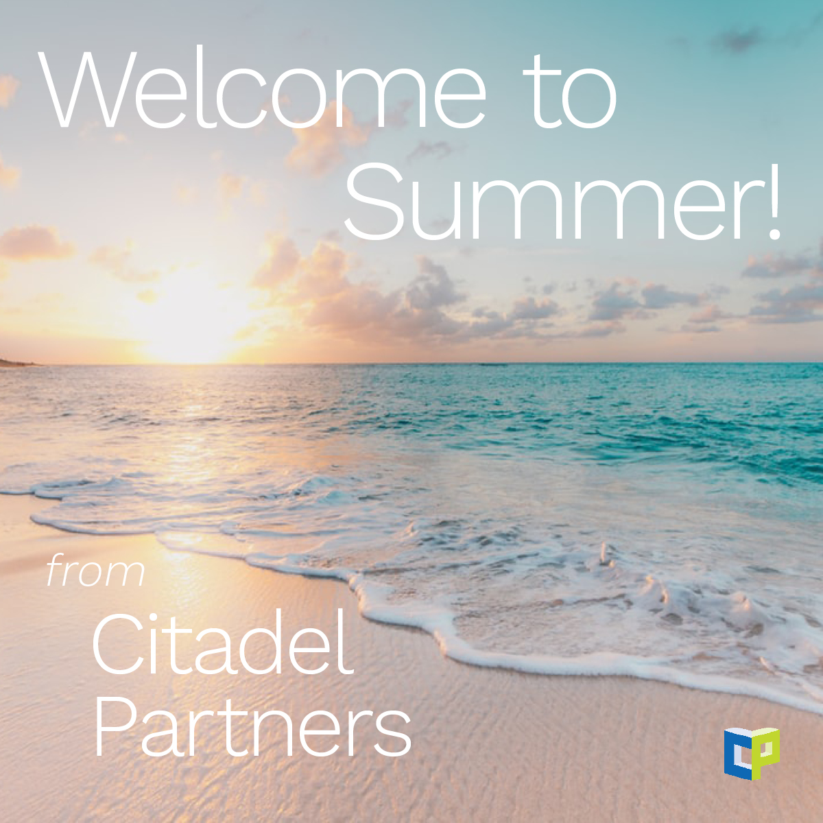 test Twitter Media - Welcome to Summer from Citadel Partners! #DallasCommercialRealEstate #CitadelPartners #summer2020 #summersolstice https://t.co/ZNyRj4obke