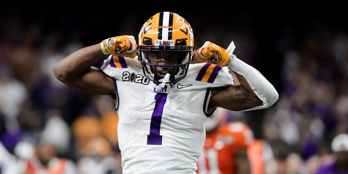 Who is the best deep-threat in college football?