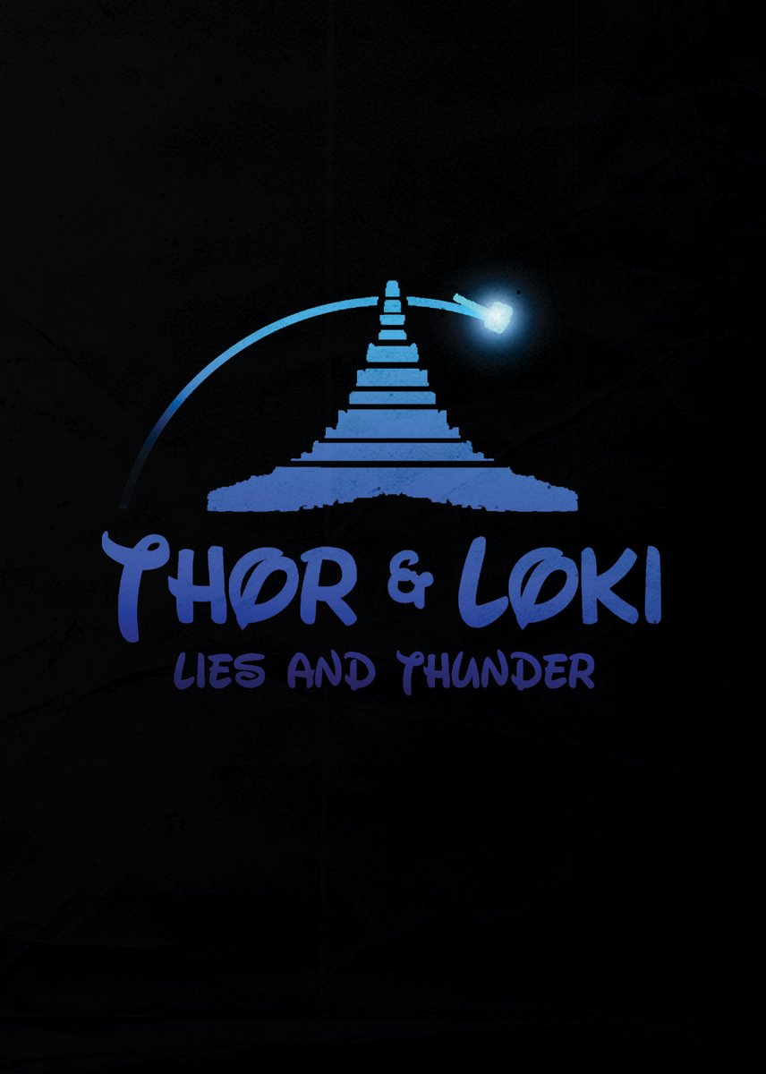 Thor & Loki: Lies and Thunder | Promo: You Have Always Been One Of Us... patreon.com/digitaldistort…