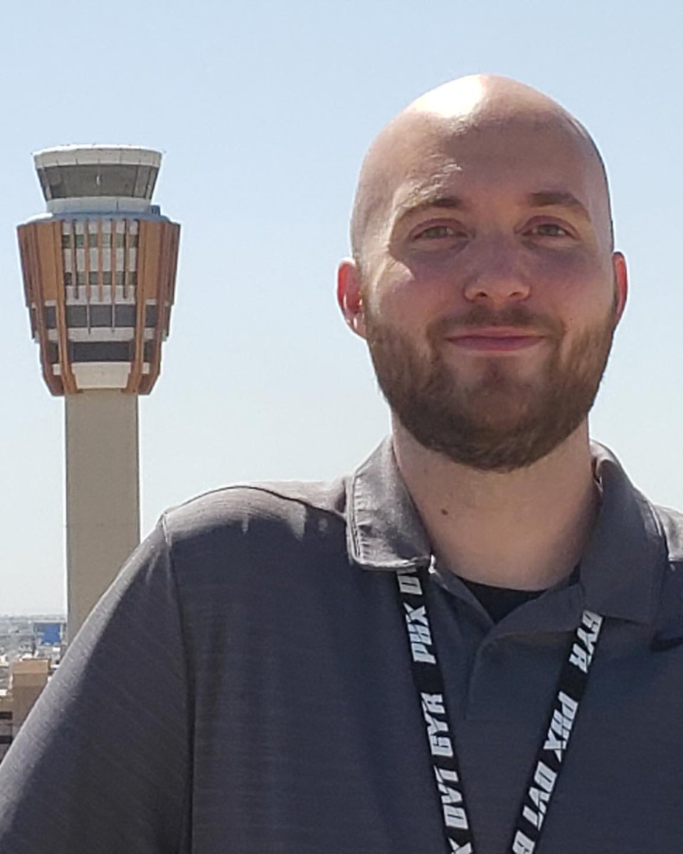 A dispatcher trainee performed like a seasoned employee during a recent emergency, earning praise from a supervisor. https://t.co/sCu6QyQBL9 #AmericasFriendliestAirport https://t.co/Act8pjLGFy