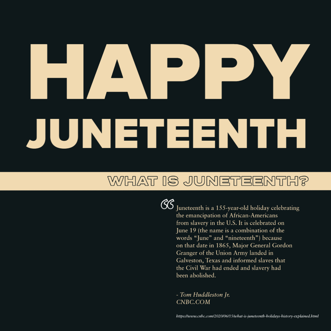 Happy #Juneteenth!🎉Celebrate by supporting our Black-owned businesses in #DowntownStockton! https://t.co/6V5EE1LUJ6 https://t.co/kKTWovYIry