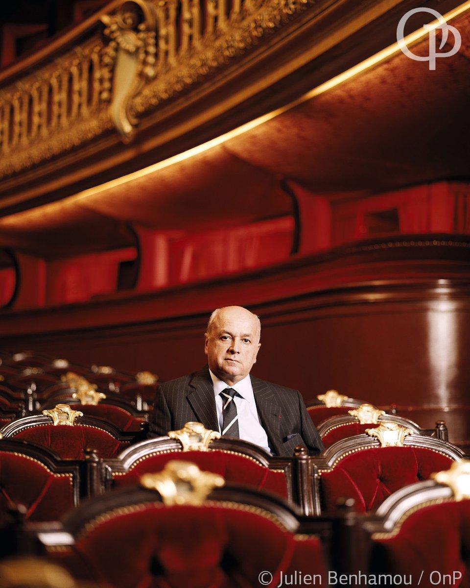 C'est avec une profonde tristesse que Stéphane Lissner et lensemble du personnel ont appris la disparition de Nicolas Joel, Directeur de l'Opéra de Paris de 2009 à 2014. Par ses engagements hors du commun, il aura marqué l'histoire du spectacle vivant : operadeparis.fr/actualites/dec…