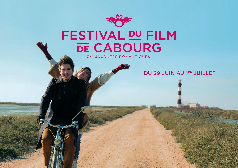 Affiche du 34ème Festival du Film de Cabourg