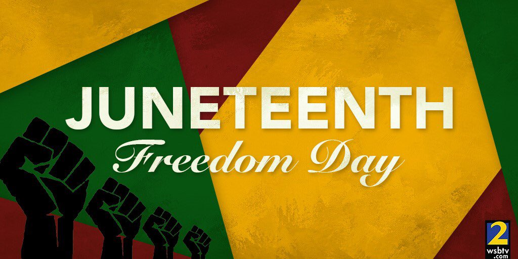 How much do you know about the Juneteenth holiday? Here's why it's important: 2wsb.tv/3hKAxHM