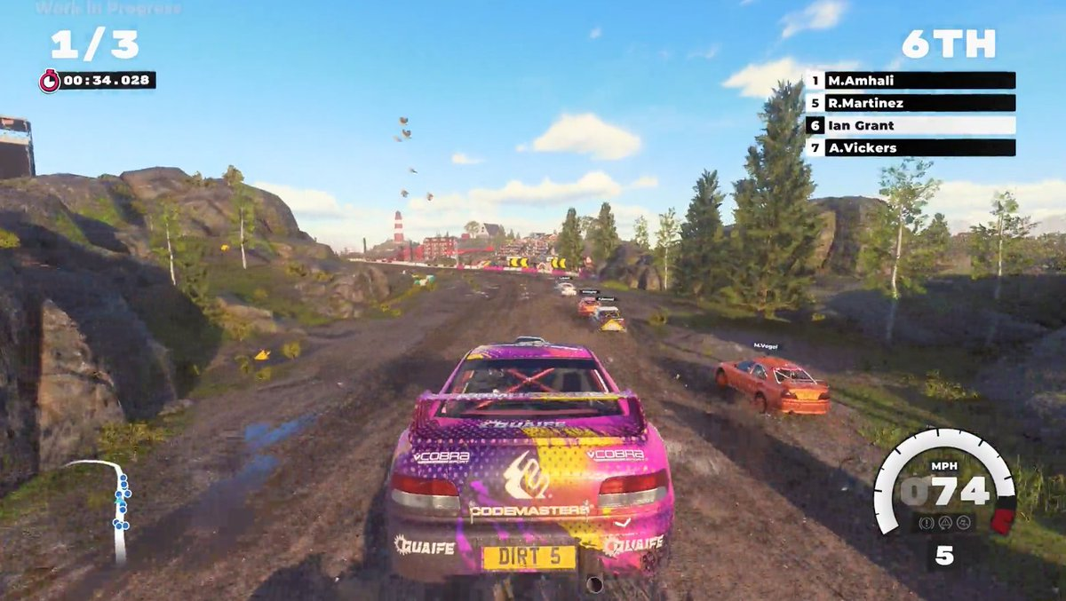 """GameSpot on Twitter: """"#PlayForAll exclusive: Lead designer of Dirt 5 takes  us for a spin and talks Career mode gameplay https://t.co/ncYzF4vTyi…  https://t.co/Rj4mioJDNk"""""""