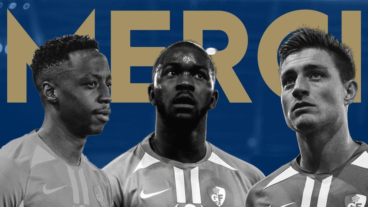 Ibou Coulibaly, Arsène Elogo et Eric Vandenabeele