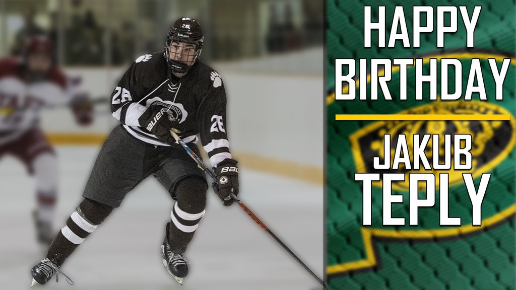 The Kings would like to wish a Happy 18th Birthday to new recruit @jakubteply19! #bchl