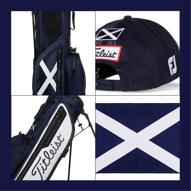 ⭐️ COMPETITION ⭐️  Win Titleist 'Country Collection' goodies!  Prize includes: 1 x Players 4+ Sta Dry Stand Bag, 1 x Tour Performance Mesh Hat and 1 x Microfibre Towel - all with a Scottish theme.  To enter:  ▶️ FOLLOW @TitleistEurope  ▶️ FOLLOW @BunkeredOnline   ▶️ RT this post https://t.co/XTF029gq6A