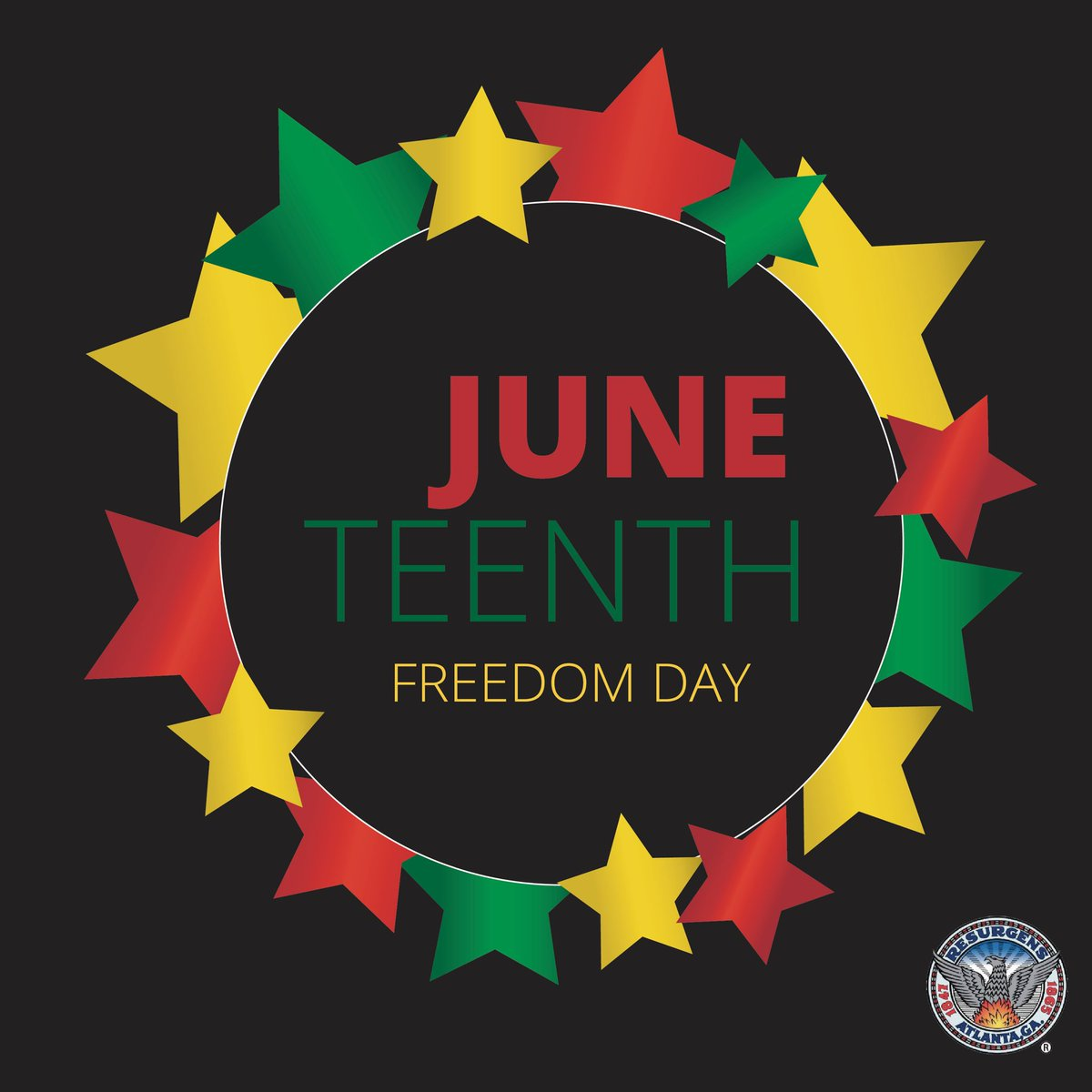 Happy #Juneteenth Day!