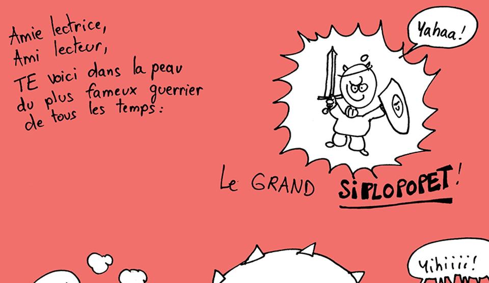Siplopopet - éditions de la Chaussette
