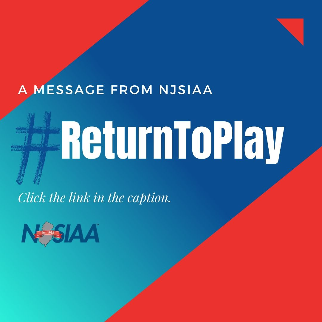 NJSIAA provides return-to-play guidelines - Phase 1 https://t.co/gmYHP8skum https://t.co/W3T6WPYVQF