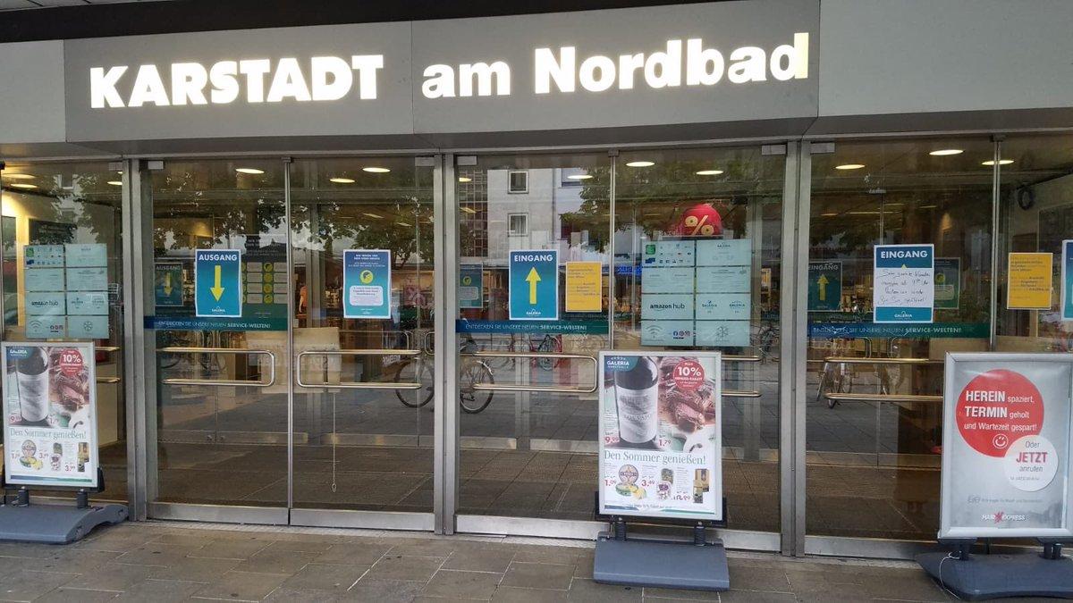 #Karstadt