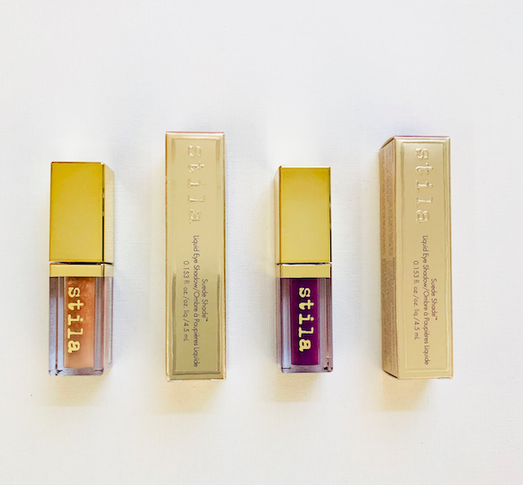 "Love Stila? I'm giving away this pair of Suede Shade Liquid Eyeshadows in ""nude awakening"" & ""violet velvet"" To enter, follow @davelackie & RT https://t.co/VEdmExfgKV"