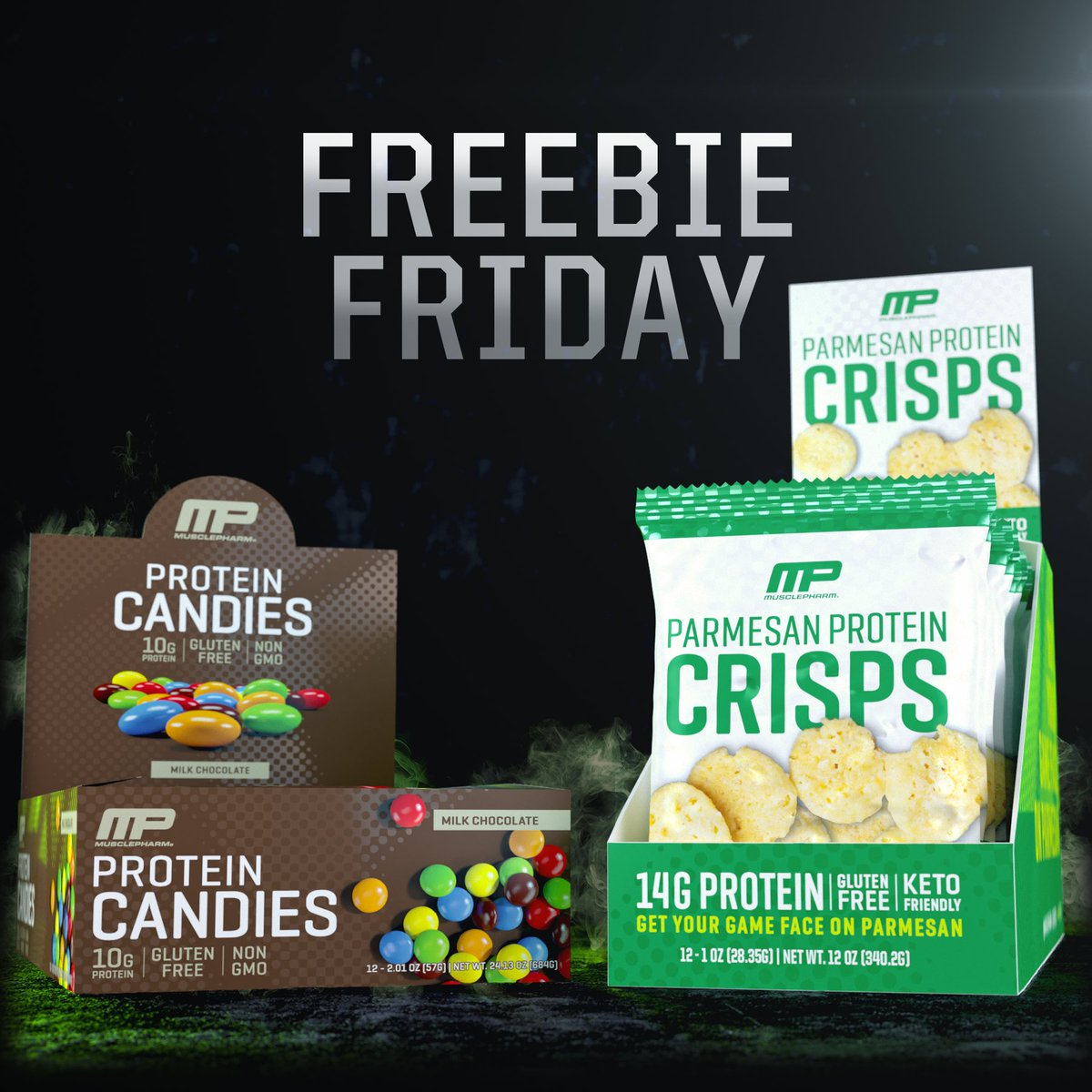 Chance to win these snacks on FB and IG! Not feeling lucky? Shop now on Amazon!  Candies: https://t.co/FK4JqUlYHb Crisps: https://t.co/COWVGR7FBS Last week's winner was Precious Brown! https://t.co/GRkycTQ2rA