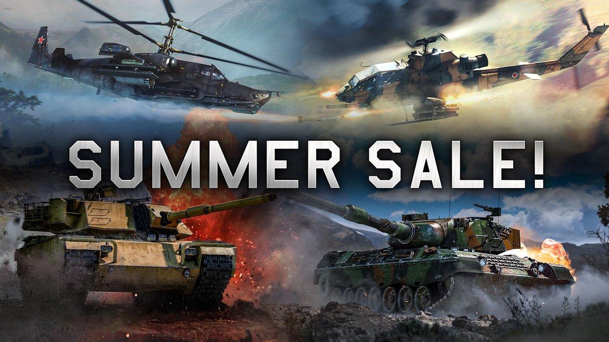 Der Summer Sale ist da!   Mehr unter: https://t.co/OkGjTbcPYx https://t.co/DNbqR0GGIN