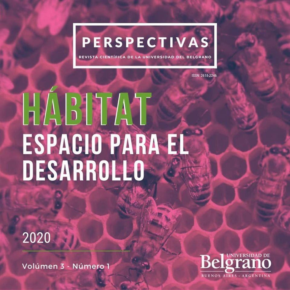 """Ya está publicado """"Perspectivas. Revista Científica de la Universidad de Belgrano dedicado a """"Hábitat. Espacio para el Desarrollo. Esta edición cuenta con artículos de dos profesores de las Carreras de @politicayrriiub  Link: https://t.co/LIrnZZf7bn https://t.co/7oiVS1JdSC"""